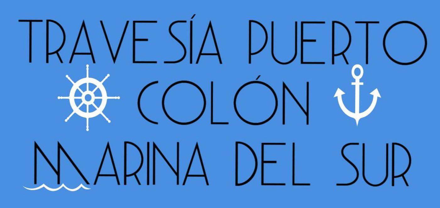 Travesía Puerto Colón – Marina del Sur